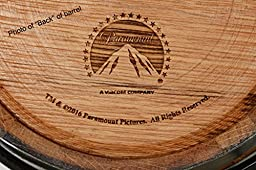 The Godfather Bootlegger Whiskey Barrel - American Oak Personalized 5 Liter Aging Whiskey and Spirits