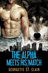 The Alpha Meets His Match (A paranormal romance) (Shifters, Inc. Book 1) (English Edition)