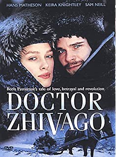 Amazon com: Doctor Zhivago (TV Miniseries): Keira Knightley