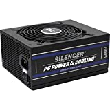 PC Power & Cooling Silencer Series 1050 Watt 80Plus Platinum Fully-Modular Ultra Quiet ATX PC Power Supply FPS1050-A5M00