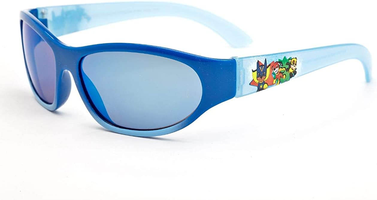 Nickelodeon Little Boys Girls Sunglasses 100/% UVA and UVB Protection Shatter-Resistant Lenses
