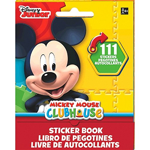 Disney Mickey Mouse Sticker Booklet | Party Favor