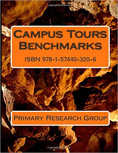 Book Campus Tours Benchmarks