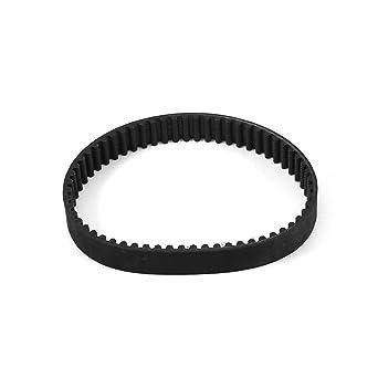 1pc 300mm Correa de Sincronización Cinturón de Goma Sincronizada Cinturón Síncrono de Paso de 5mm para