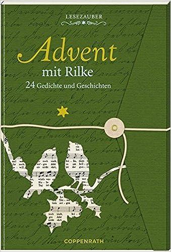 Lesezauber Advent Mit Rilke 24 Gedichte Und Geschichten