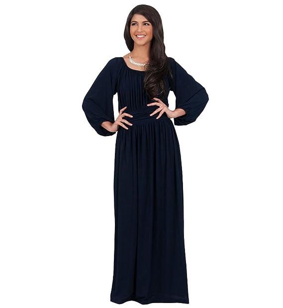 Sentao Mujer Vestidos Fiesta Largos para Ceremonia Coctel Partido Vestido Talla Grande Elegantes de Noche (