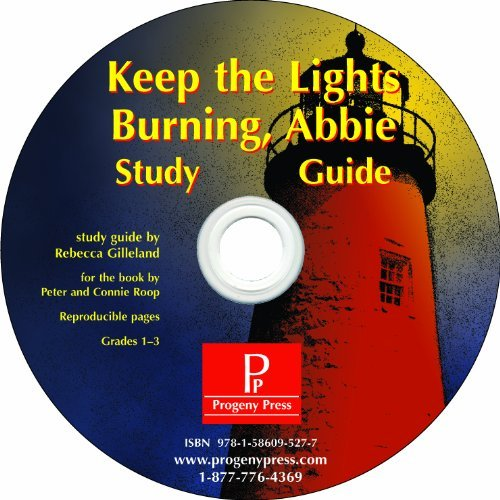 Keep the Lights Burning, Abbie Study Guide CD-ROM by Rebecca Gilleland (2011-01-26)