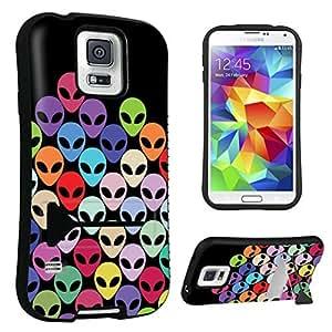DuroCase ? Samsung Galaxy S5 Kickstand Case - (Alien)
