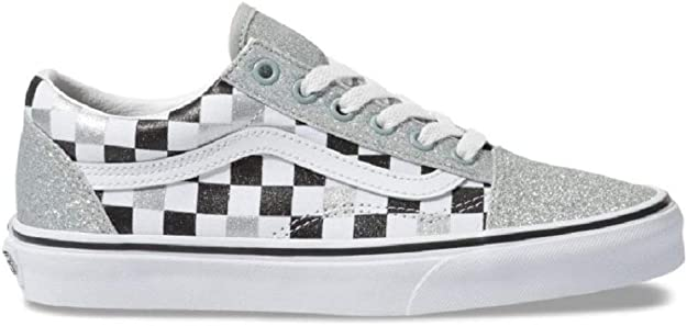 vans kids checkerboard old skool