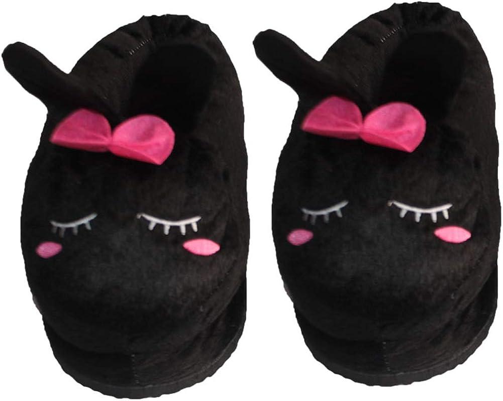 NIDAYE Nuevo listado de zapatillas de algodón de dibujos animados coreanos de alto precio remolque de algodón todo incluido ordinario al por mayor variedad de colores se puede personalizar