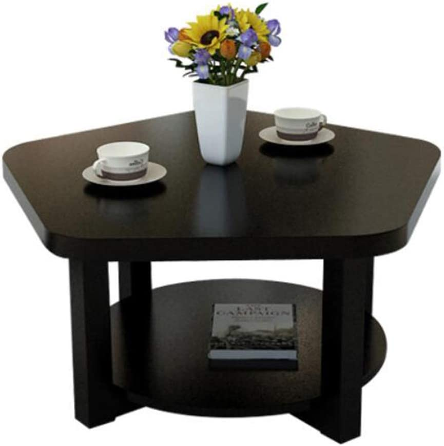 Table XIA Creativa Pequeña Mesa de Centro Simple salón Pequeña Mesa Mini Simple económica (Color : Negro): Amazon.es: Hogar