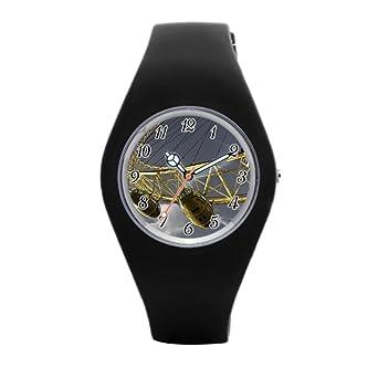 Amazon.com: Papibaby Mens Sports Watch Wheel Wrist Watch ...