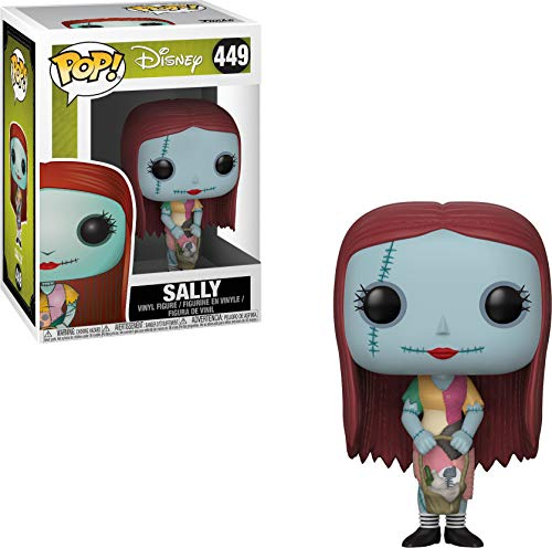 Sally From Nightmare Before Christmas (Funko Pop Disney: Nightmare Before Christmas - Sally with Basket Collectible Figure,)