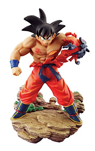 Megahouse Dragon Ball Super: Dracap Memorial Statue 01: Son Goku PVC Figure