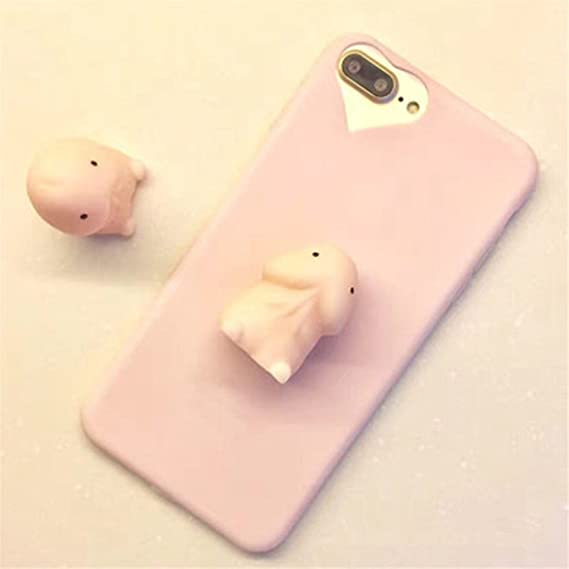 new style ddbfa 33ef9 Amazon.com: Solvang Squishy Cock Phone Case Cover 3D Soft Silicone ...