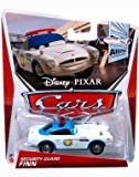 Disney/Pixar Cars 2012 Airport Adventure Die-Cast Security Guard Finn #4/7 1:55 Scale