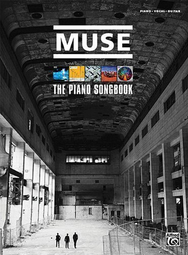 Muse - Piano Songbook by Muse (July 1 - Muse Piano Sheet Music
