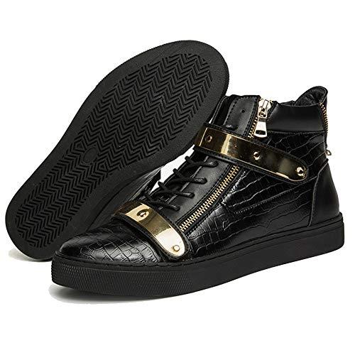 Shoes Shoes Shoes Calzature Trekking Martin Fibbia Fibbia Fibbia Short Ankle Black Viaggi Desert Sports Top Outdoor Uomo High Stivali Vintage Boot Sneakers Boot Moda Per Escursioni RTqwSqU