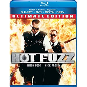 Hot Fuzz [Blu-ray] (2007)