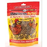 Unipet USA Mealworm To Go Hen-Tastic Chicken Supplement Bag by Unipet Usa