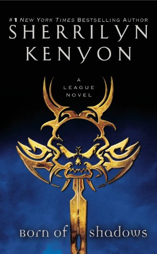 Born Shadows League Sherrilyn Kenyon product image