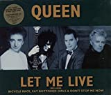 Let Me Live [CD 1] by Queen