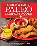 """Quick & Easy Paleo Comfort Foods - 100+ Delicious Gluten-Free Recipes"" av Julie and Charles Mayfield"