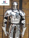 NauticalMart Medieval Knight Wearable Full Suit Of Armor Collectible Armour Costume