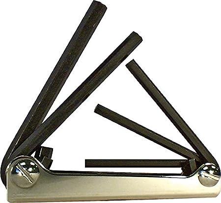 Eklind Rek20911 Imperial Fold Up Set 9 Hexagon Keys