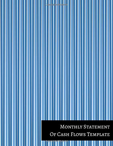 Monthly Statement Of Cash Flows Template Insignia Accounts