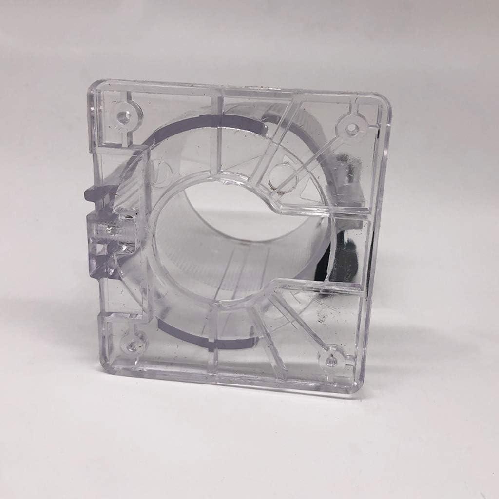 planuuik Trimmer Trasparente Base del Router Rifilatore Elettrico Standard Copertura Protettiva Utensili elettrici per la Lavorazione del Legno