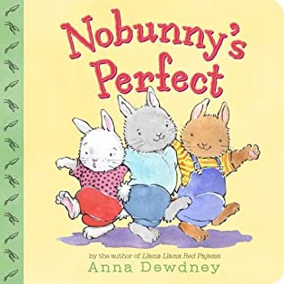 book cover of Nobunny\'s Perfect
