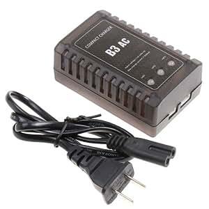 GoolRC RC B3 LiPo 2S-3S Battery Balancer Charger 7.4-11.1V