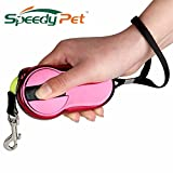 Pansupply 2m Automatic dog pet leash retractable product for cat dog puppy pet animals