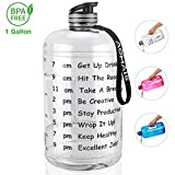 Best Gallon Water Bottles - AOMAIS Gallon Water Bottle with Motivational Time Marker Review