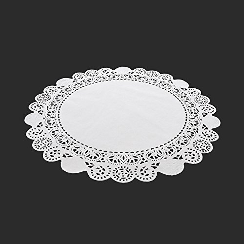 Royal 12'' Disposable Paper Lace Doilies, Package of 500 by Royal (Image #1)