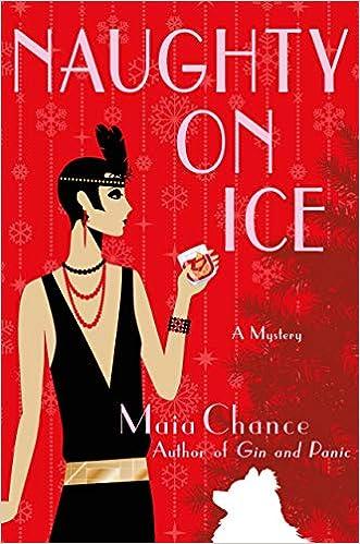 Naughty On Ice A Mystery Discreet Retrieval Agency Mysteries