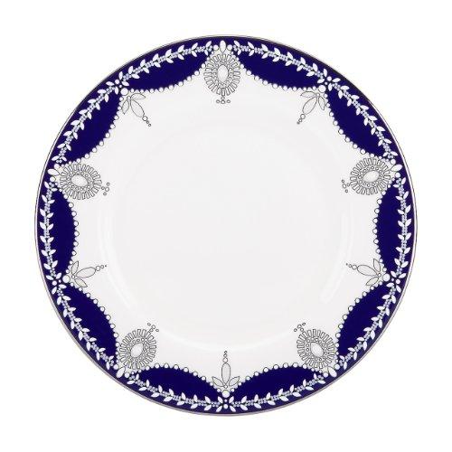 Lenox Marchesa Couture Salad Plate, Empire Pearl Indigo