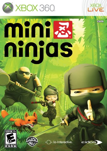 Mini Ninjas - Xbox 360 for sale  Delivered anywhere in USA
