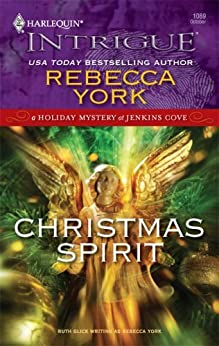 Christmas Spirit (A Holiday Mystery at Jenkins Cove) by [York, Rebecca]
