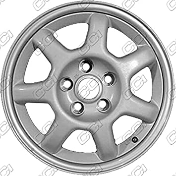 Amazon Com 16 Argent Refurbished Oem Wheels For 94 96 Mitsubishi
