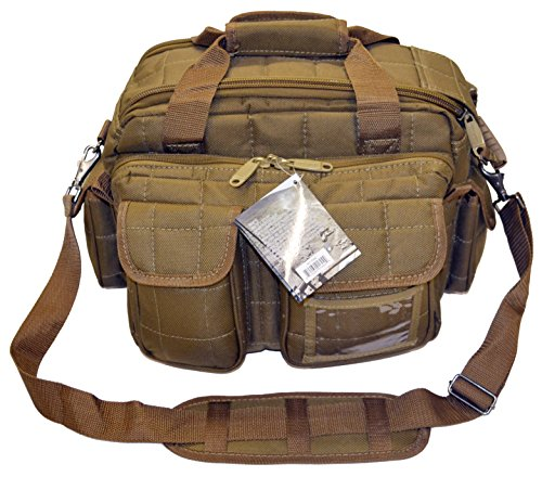 Explorer Tactical 12 Pistol Padded Gun and Gear Bag , Tan