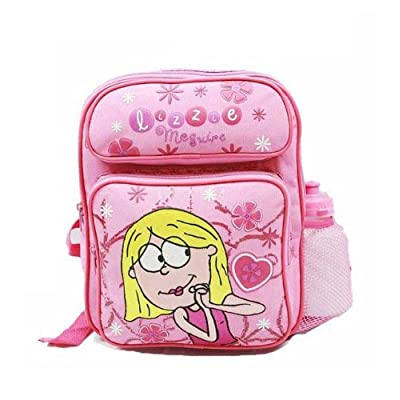 Small Backpack - Lizzie McGuire - with Water Bottle