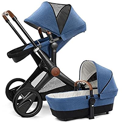 Babysing X-GO 2016 Reversible, Dragging Luxury High-view Infant Stroller With An Extra Bassinet by babysing that we recomend individually.
