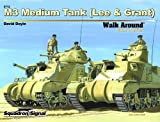 M3 Lee and Grant Medium Tanks, David Doyle, 0897475860
