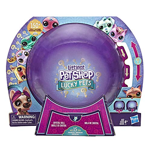 LPS Crystal Ball Megapack is a top toy for 4 year old girls