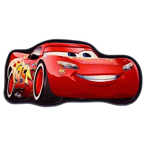 Cars Lightning McQueen Red Accent Rug (2'x6') (Disney Pixar Cars Rug)