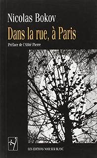 Dans la rue, à Paris, Bokov, Nicolas