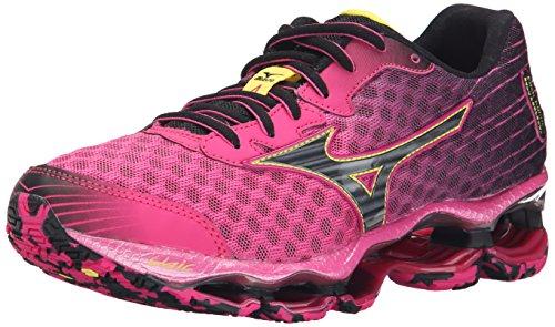 Prophecy 4 Running Shoe,Fuchsia Purple Black,6 B US (Womens Prophecy Sport Shoe)