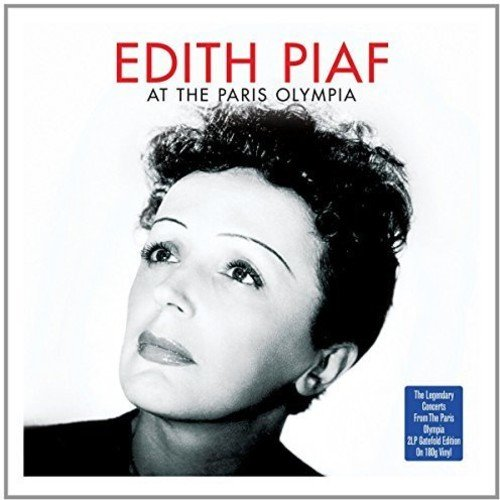 At The Paris Olympia - Edith Piaf